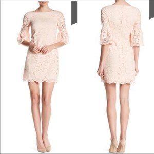💕 Vince Camuto Lace Mini Dress